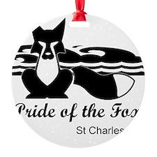 Pride of the Fox Ornament