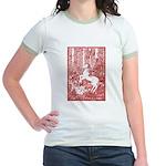 Splash! Unicorn Jr. Ringer T-Shirt