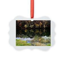 placid lake Ornament