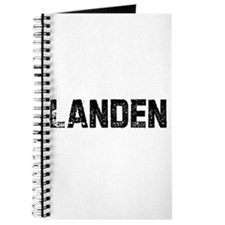 Landen Journal