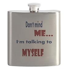 Dont Mind Me Flask