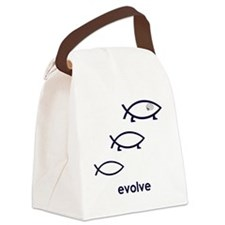 Evolve Canvas Lunch Bag