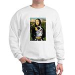 MonaLis-AussieCattleDog Sweatshirt