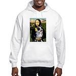 MonaLis-AussieCattleDog Hooded Sweatshirt