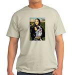 MonaLis-AussieCattleDog Light T-Shirt