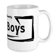 Lost Boys Logo Mug