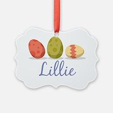 Easter Egg Lillie Ornament
