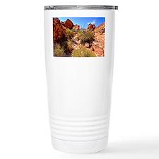 Calico 18X12 Orig Travel Mug