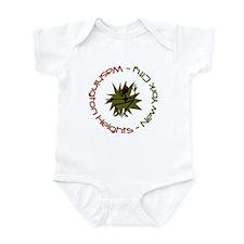 """CLICK HERE FOR Washington He Infant Bodysuit"