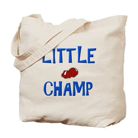 Champ Tote Bag