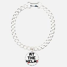 AT THE HELM - NOT! Bracelet