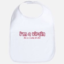 I'm a Virgin Bib