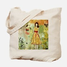 Little Birdie- Inspirational art by Janel Tote Bag