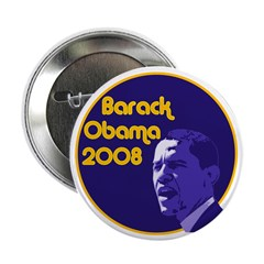 Barack Obama 2008 (10 Buttons)