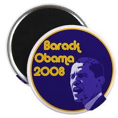 Barack Obama 2008 (10 Magnets)