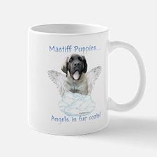 Mastiff Puppy Angel Mug