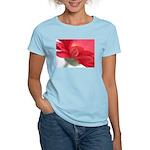 Red Gerber Daisy Women's Light T-Shirt