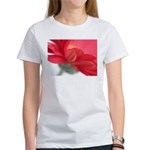 Red Gerber Daisy Women's T-Shirt