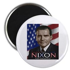 """NIXON 2.25"""" Magnet (100 pack)"""