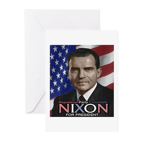 NIXON Greeting Cards (Pk of 10)