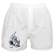 Late Rabbit Boxer Shorts