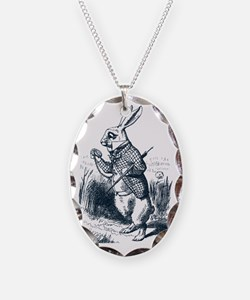 Late Rabbit Necklace