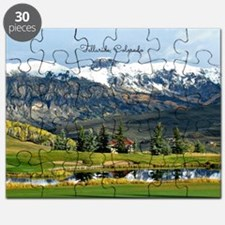 Beautiful Telluride, Colorado Puzzle