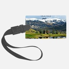 Beautiful Telluride, Colorado Luggage Tag