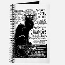Chat Noir Black Cat Journal