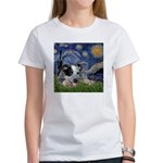 Starry-AussieCattleDogPup Women's T-Shirt