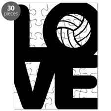 Love Volleyball Puzzle