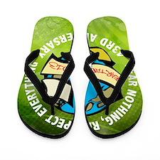Earth Day Clipboard Flip Flops