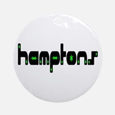 Hamptons Ornament (Round)