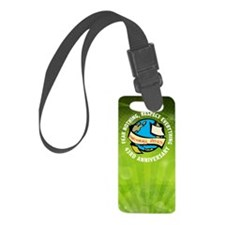 Earth Day Iphone Charger Case Luggage Tag