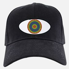COLORFUL RAINBOW CIRCLE Baseball Hat