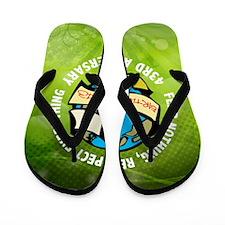 Earth Day Ipad Sleeve Flip Flops