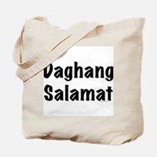 Daghang Salamat Tote Bag