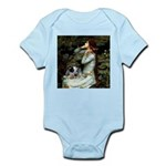 Ophelia - Aussie Cattle Pup Infant Bodysuit