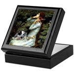 Ophelia - Aussie Cattle Pup Keepsake Box
