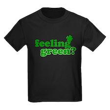Feeling Green? T