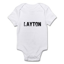 Layton Infant Bodysuit