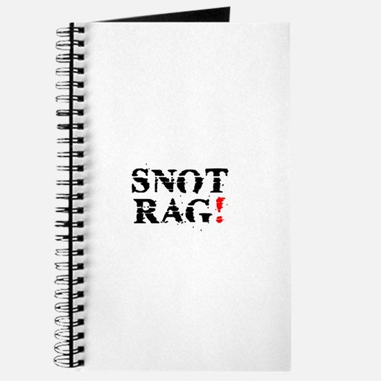 SNOT RAG! Journal