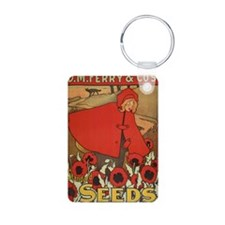 Red Riding Hood Keychains