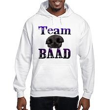 Team Baad Banner Hoodie