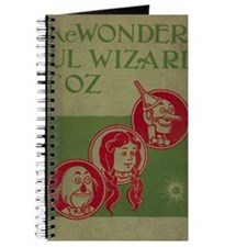 Vintage Wizard of Oz 1899 Journal