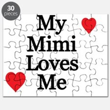 My Mimi  loves  me Puzzle