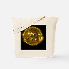 Moon Passing Sun Tote Bag