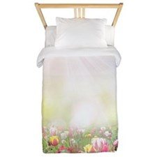 Spring Meadow Twin Duvet