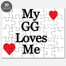 My GG  loves  me Puzzle