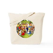 ALICE QUEEN_RD Tote Bag